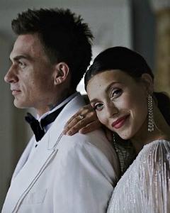 Так зворушливо! Регіна Тодоренко і Влад Топалов показали весільне відео