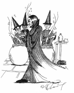 "Джоан Роулінг показала ілюстрації до ""Гаррі Поттера"", які намалювала сама"