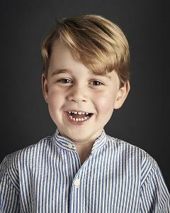У принца Джорджа смішне прізвисько. Знаєш яке?