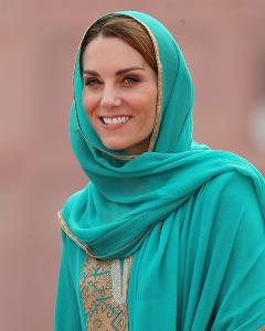 Кейт Міддлтон і принц Вільям відвідали мечеть (Фото)