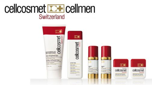Cellap Laboratoire SA с линиями Cellcosmet