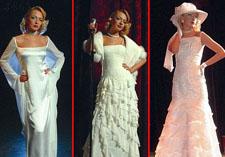 Відомі дами шоубізнесу вийшли заміж