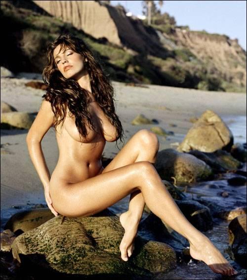 Келли брук голая фото