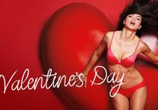 Колекція Victoria's Secret до Дня Святого Валентина
