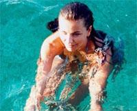 Ані Лорак народжуватиме у воді