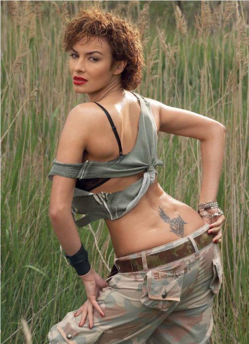 татуировки надежды грановской видео зная чем